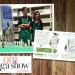 OM Yoga Show Stand